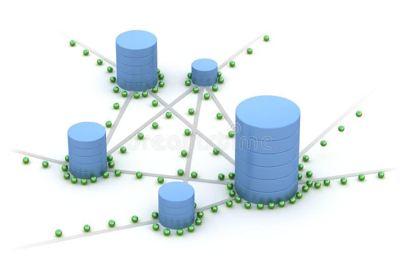 Download Internet : Websites And Traffic Concept Stock Illustration - Image: 17431542