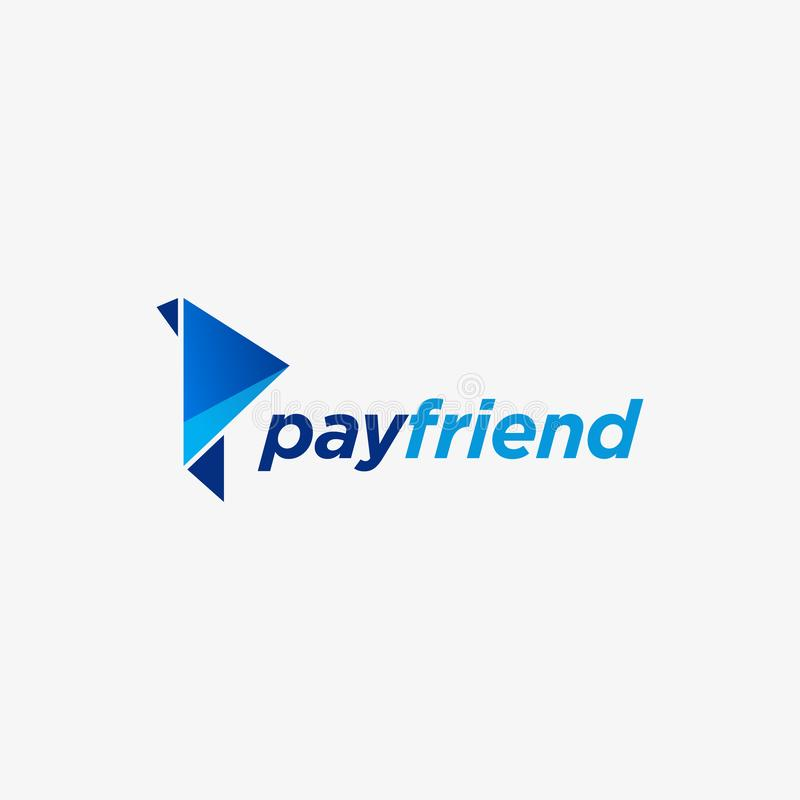 Internet-Zahlung Logo Sign Symbol Icon stock abbildung