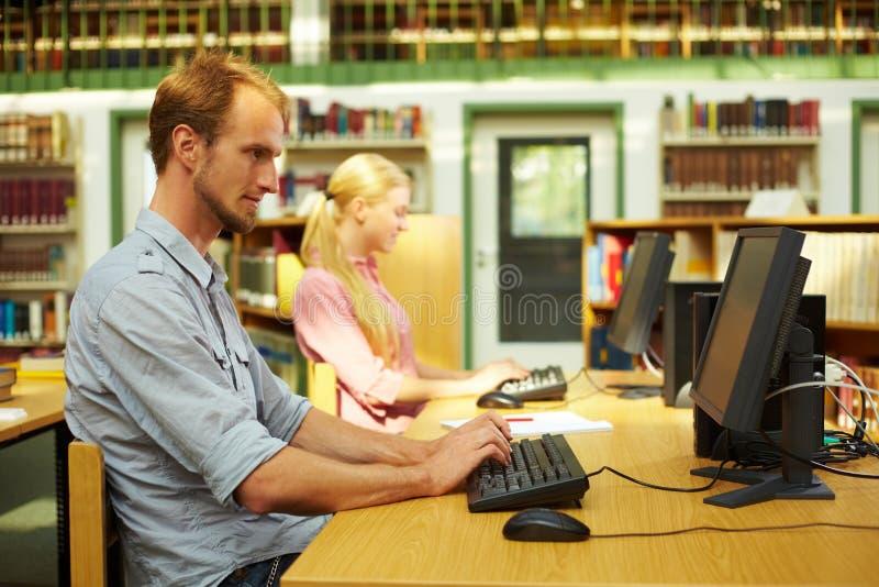 interneta badanie zdjęcie stock