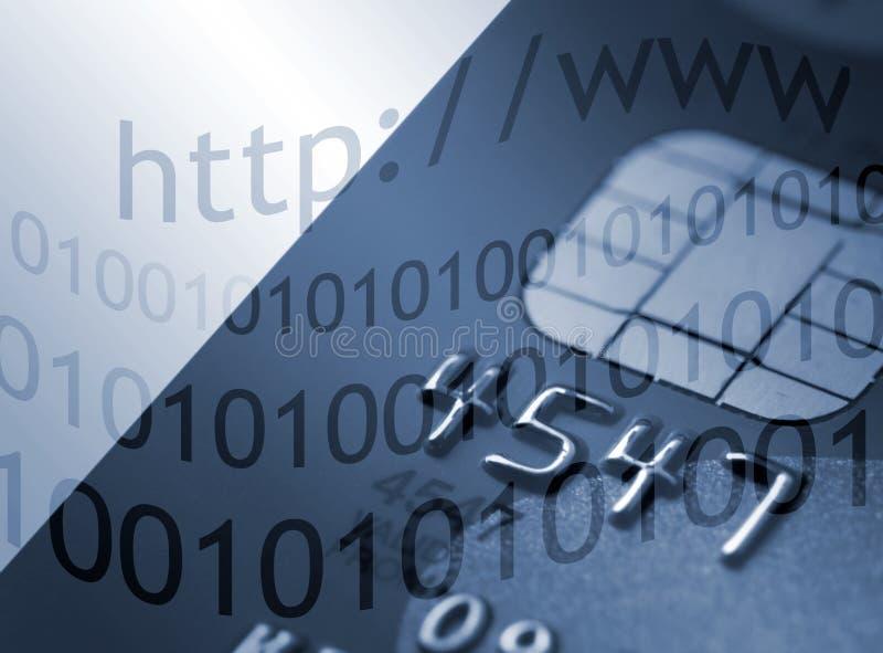 internethandel royaltyfri illustrationer