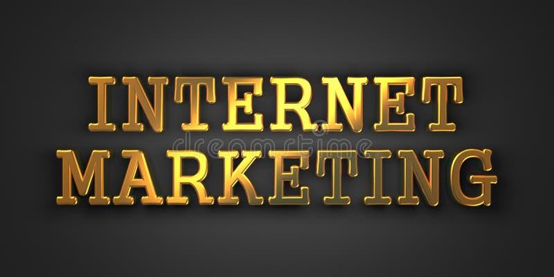 Internetowy marketing. Biznesowy pojęcie. obraz royalty free