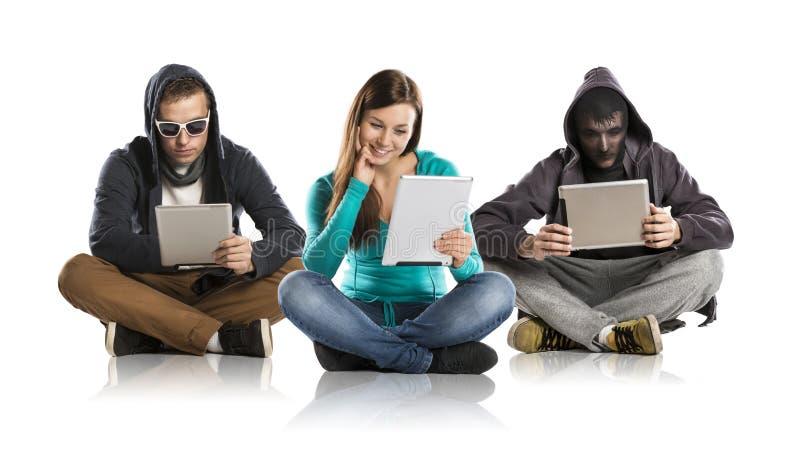 Internetowy niebezpieczeństwo obrazy stock