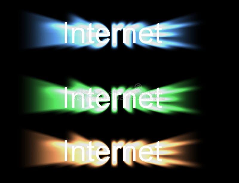 internety royalty ilustracja