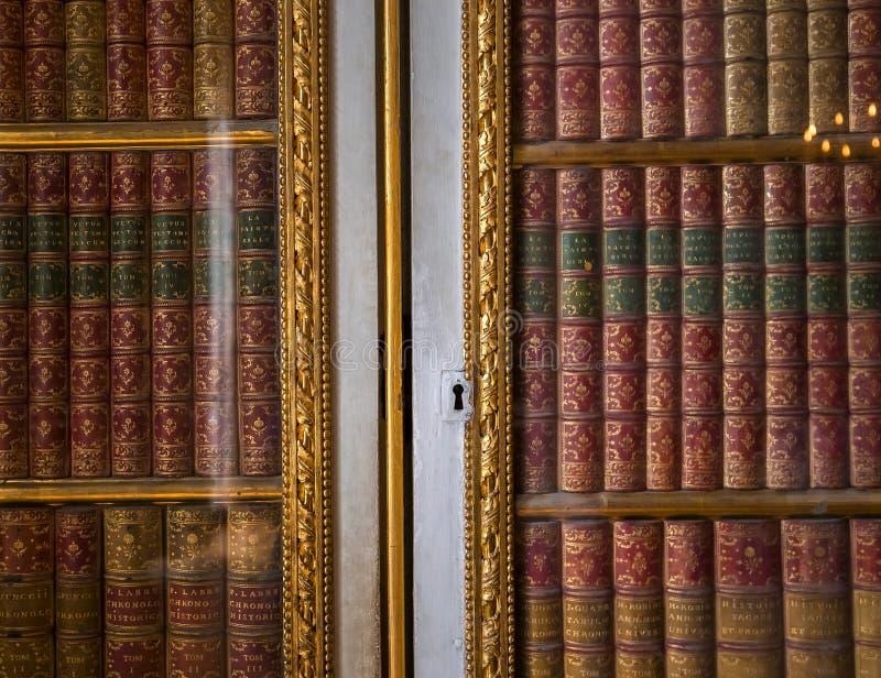 Interni degli appartamenti reali, Versailles, Francia immagini stock libere da diritti