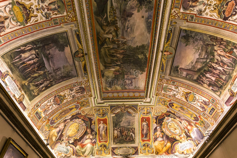Interni di palazzo barberini roma italia fotografia - Arredatori d interni roma ...