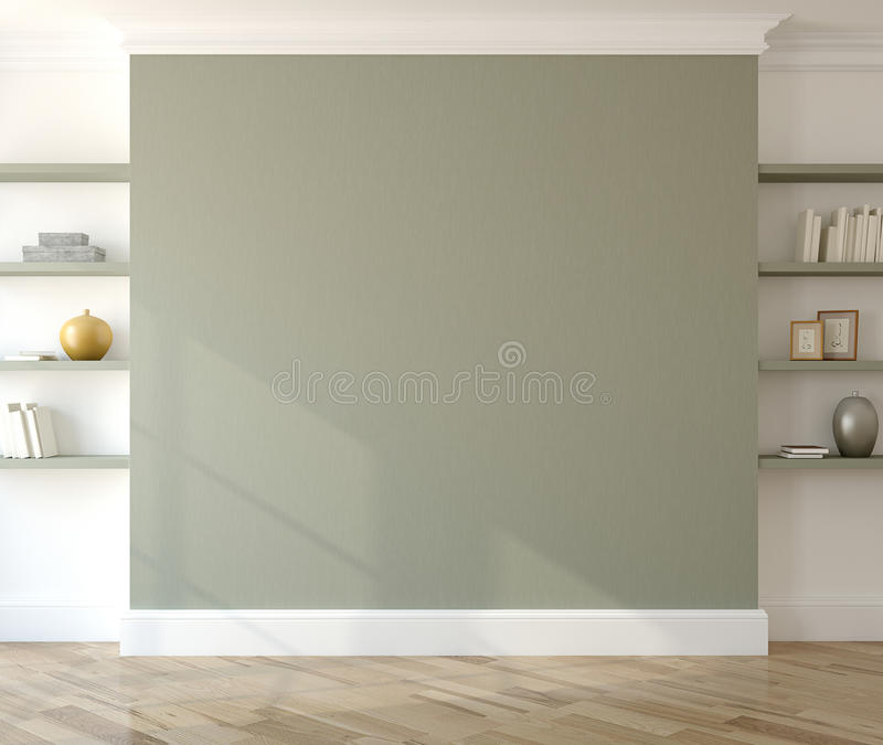 interno illustrazione di stock