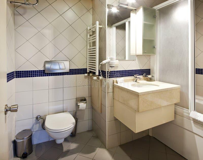 Interno del bagno fotografia stock libera da diritti