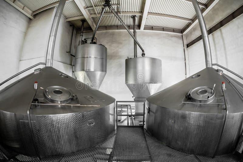 Download Interno Del Fabbricato Industriale Fotografia Stock - Immagine di costruzione, moderno: 30827514