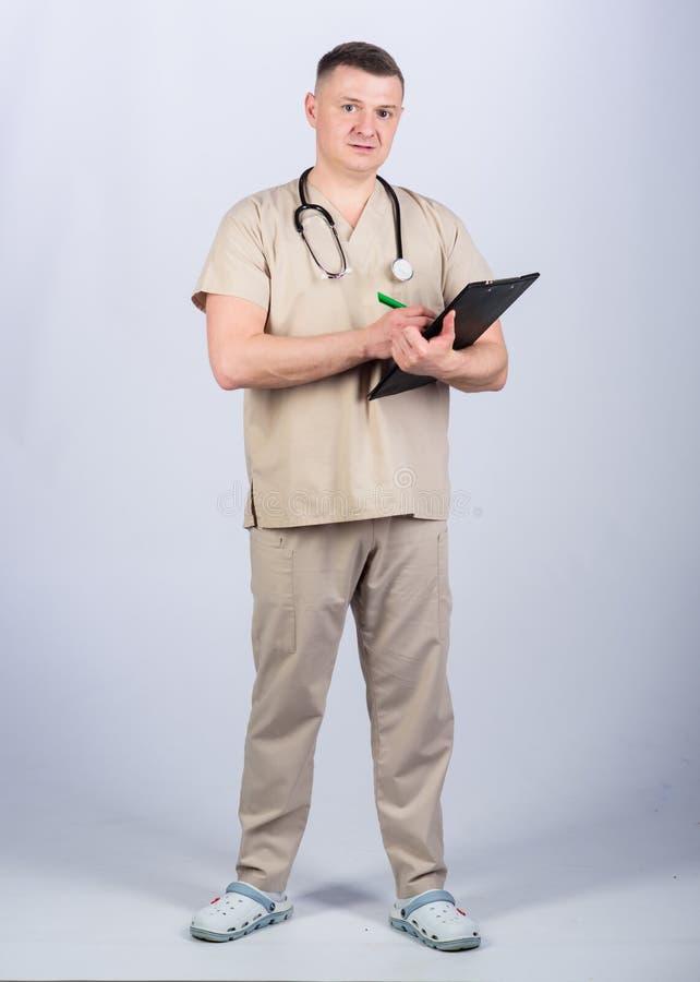 Interno del pediatra Herramienta m?dica ayudante de laboratorio de la enfermera M?dico de cabecera Medicina y salud doctor confia foto de archivo libre de regalías