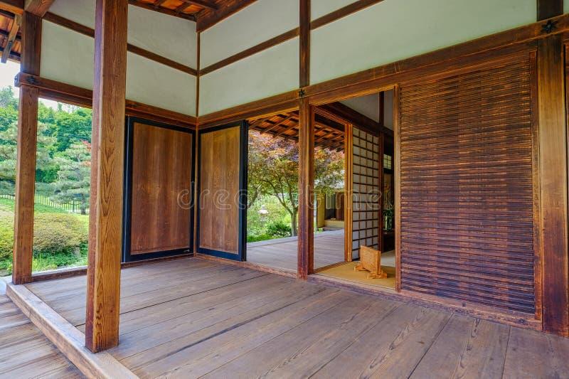 Interno della casa da t del giapponese di shofuso for Interno della casa