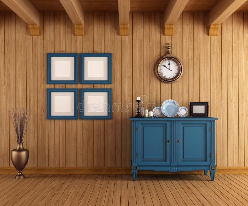 Interno di una casa di campagna fotografia stock - Interno di una casa ...