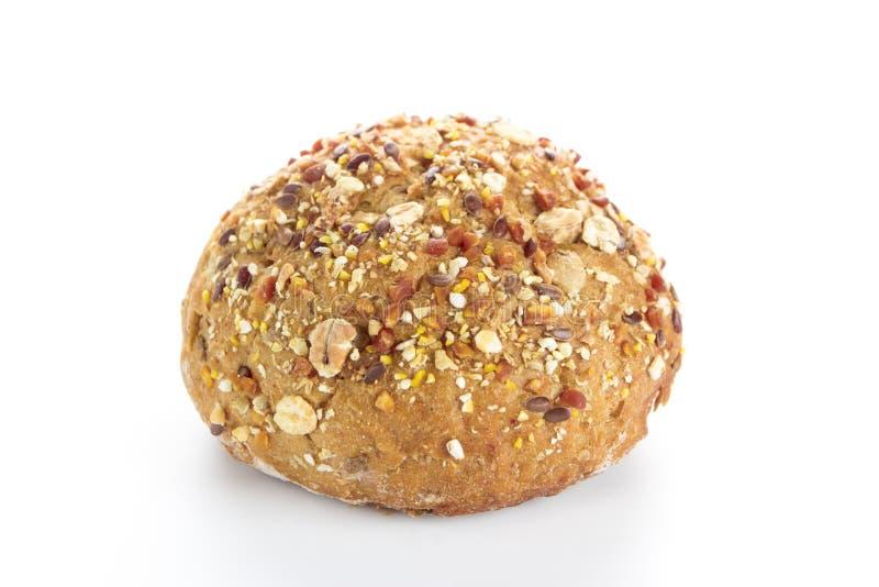 Intero pane fresco del granulo immagini stock libere da diritti