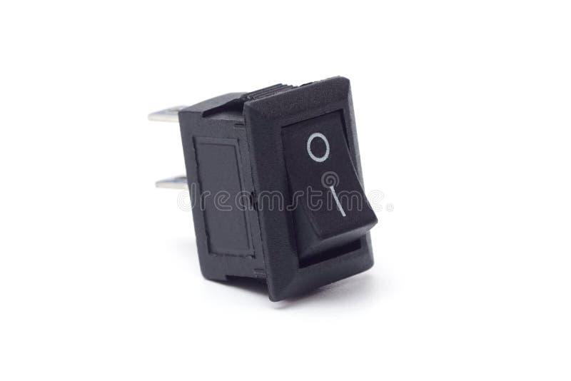Interruptor de eje de balancín imágenes de archivo libres de regalías
