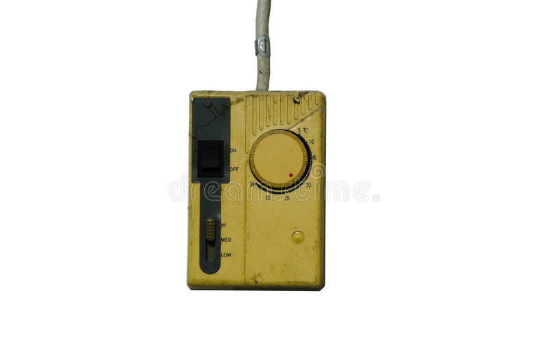 Interruptor do ar imagens de stock royalty free