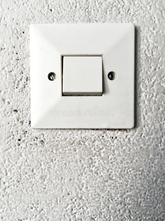 Interruptor ligero fotos de archivo libres de regalías