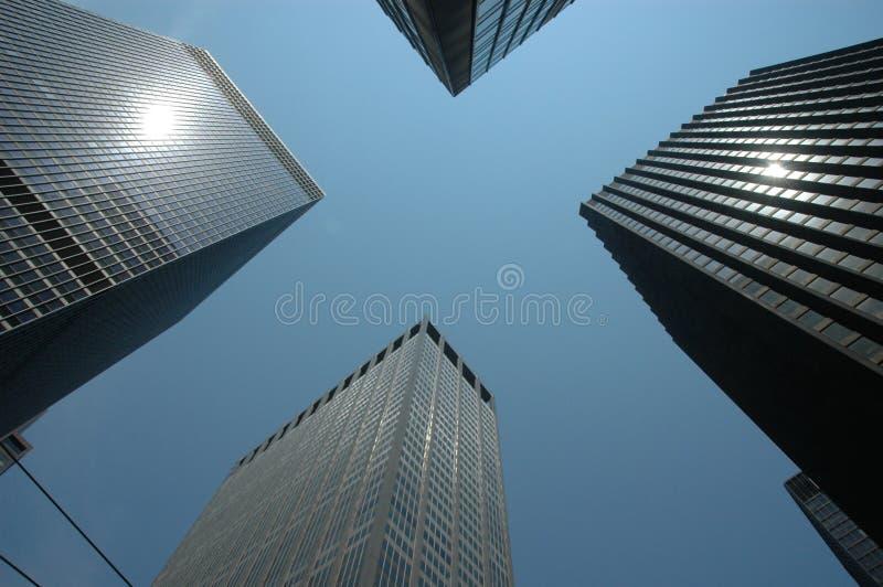 Download Intersection photo stock. Image du horizon, york, bureau - 65420