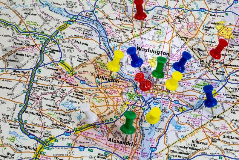 Washington dc travel map bypass stock image image of washington download washington dc travel map bypass stock image image of washington city 110152071 publicscrutiny Images