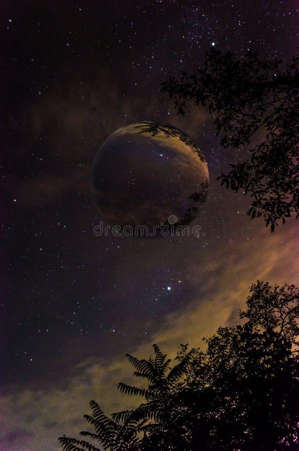 2 interstellaires photos stock