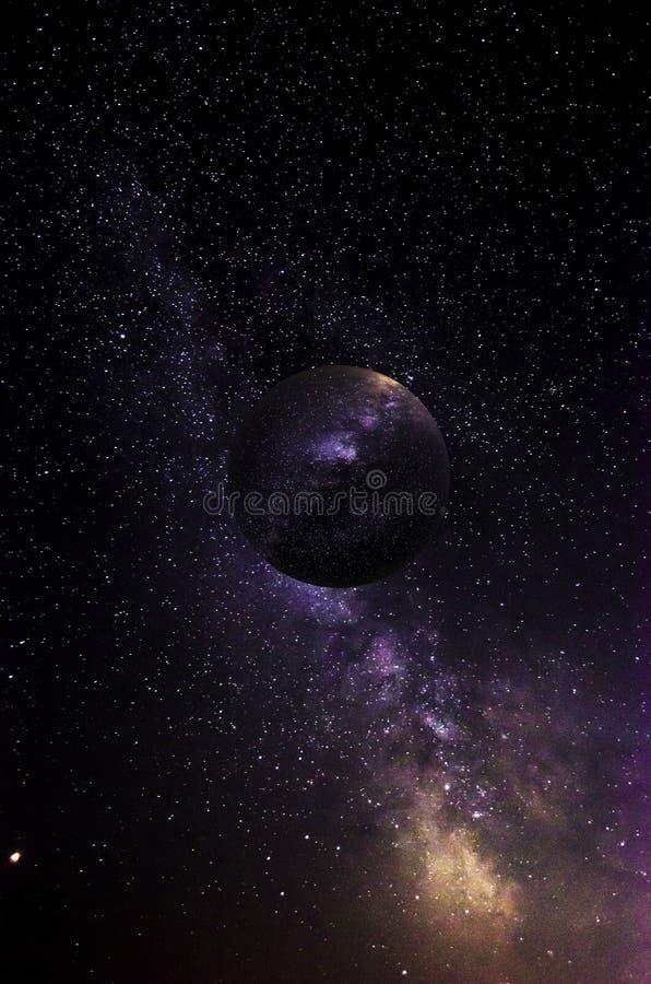 4 interstellaires photographie stock