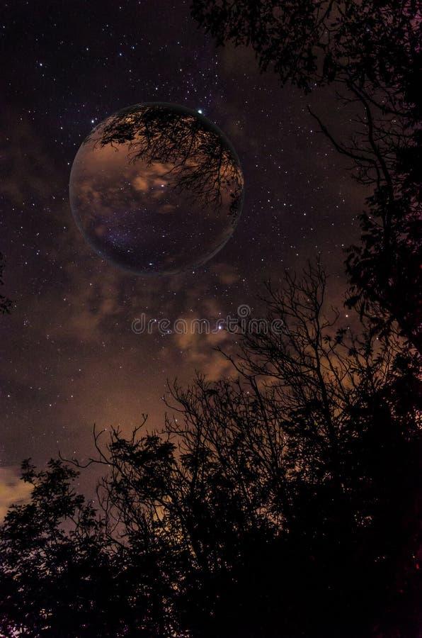 3 interstellaires photo libre de droits