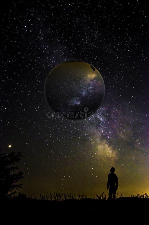 5 interstellaires photos stock