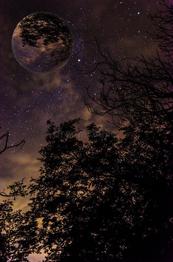 interstellar stock fotografie