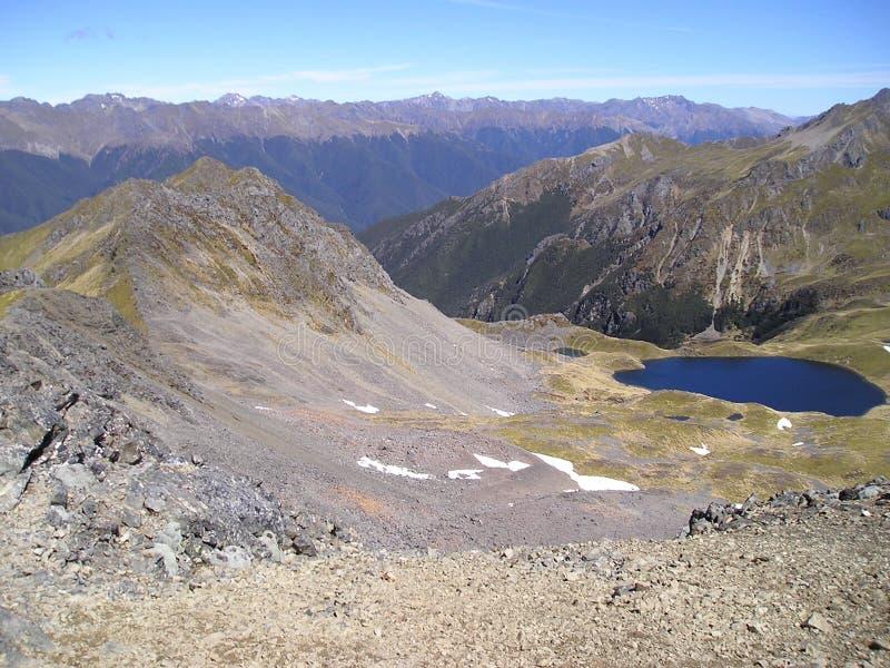 Intervalle de montagne d'Arnaud de saint image stock