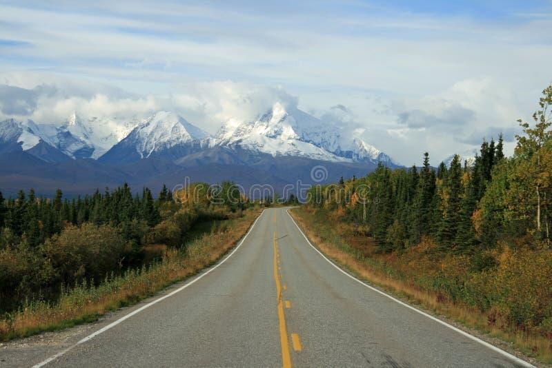 Intervallo d'Alasca fotografia stock libera da diritti