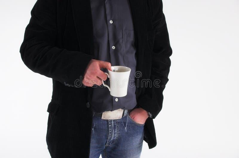 Intervallo per il caffè fotografia stock libera da diritti
