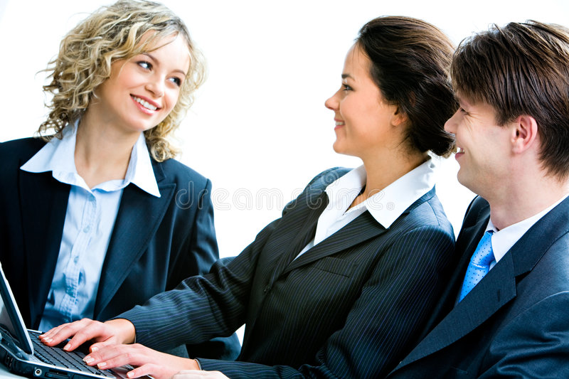 Download Interview stock photo. Image of interview, colleagues - 4556904