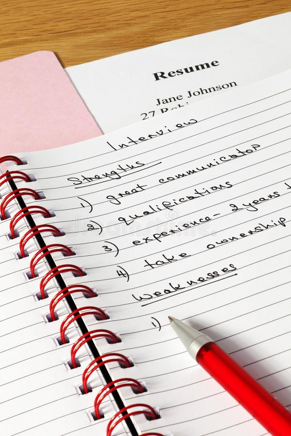 strengths and weaknesses in resumes answering job interview questions about strengths
