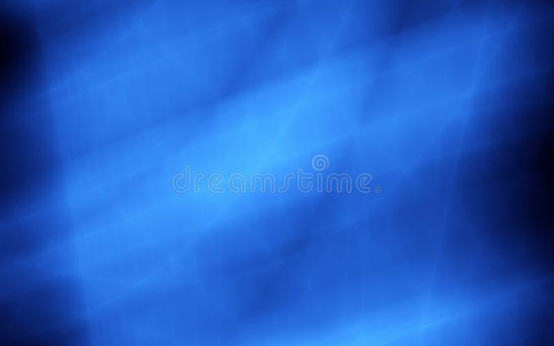 Intestazioni blu del fondo astratto del cielo grafiche royalty illustrazione gratis