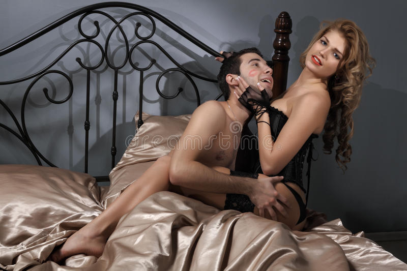 Intimacy Stock Photo