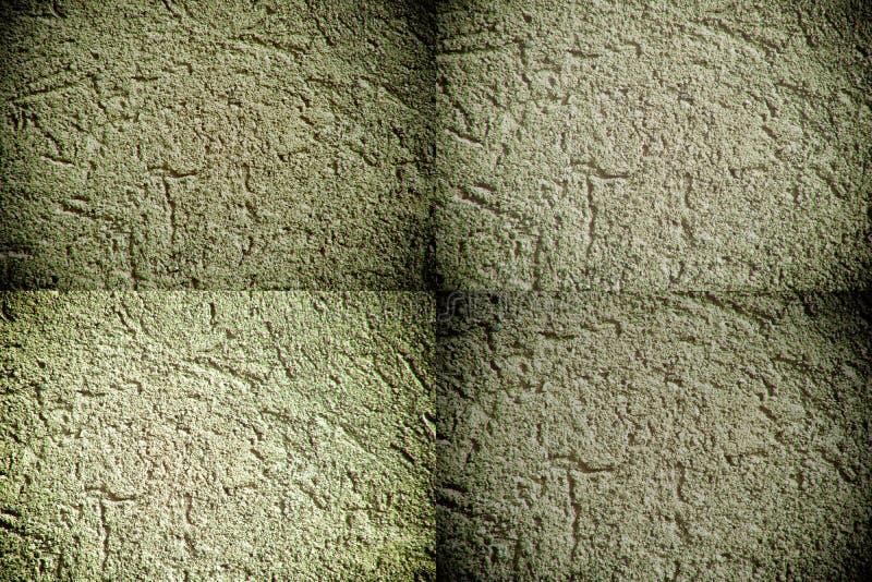 Intonachi la struttura concreta, lapidi la superficie, fondo incrinato della roccia per la cartolina immagini stock