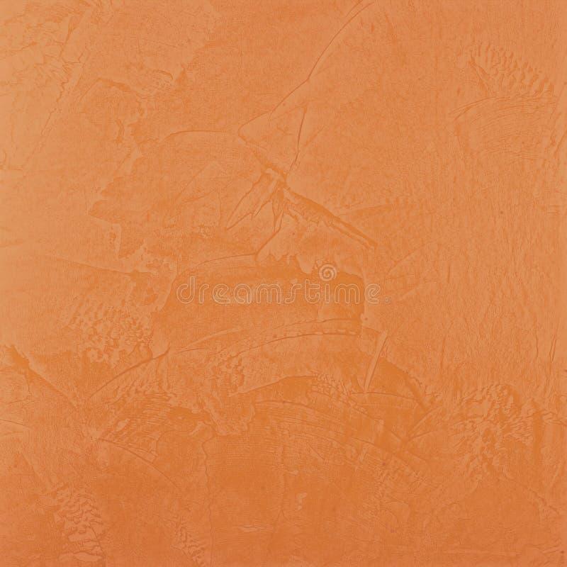 Intonaco veneziano di terracotta   fotografie stock