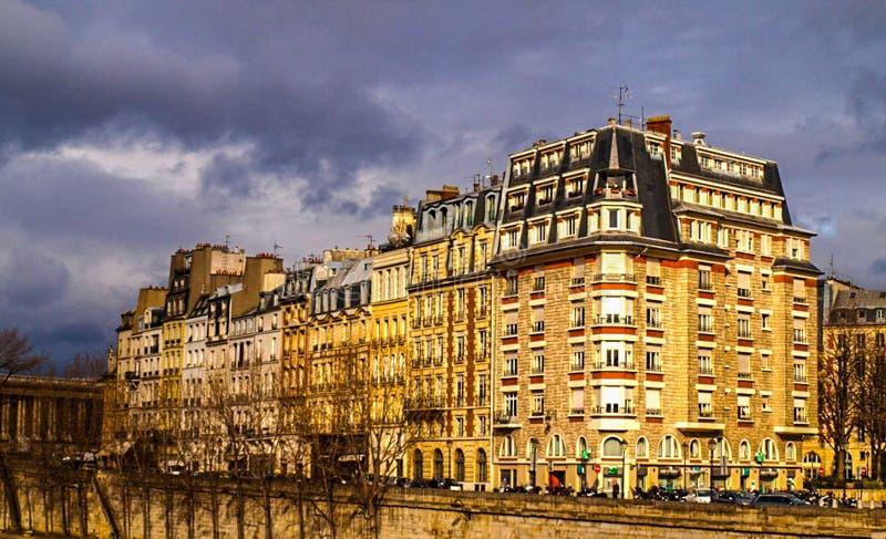 Intorno a Parigi immagine stock