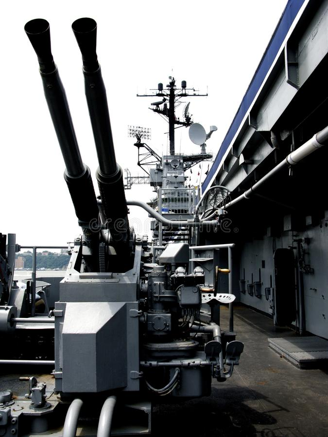 Intrepid USS arkivfoto