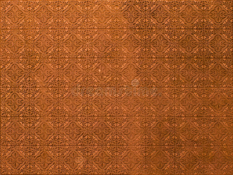 Intricate Ceiling Decoration Royalty Free Stock Images