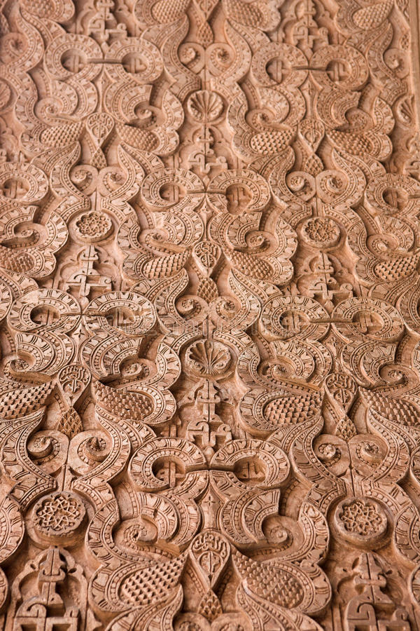 Download Intricate Moroccan Stone Work Stock Photo - Image: 27017700