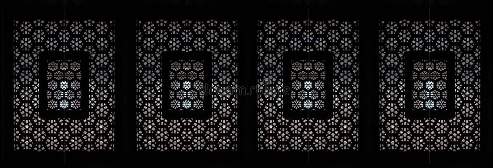 Download Intricate windows stock photo. Image of hidden, holes - 8774314