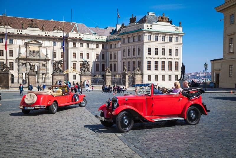 Intryck av Prague royaltyfria bilder