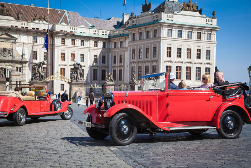 Intryck av Prague royaltyfria foton