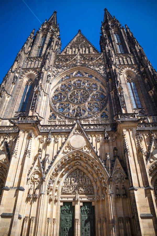 Intryck av Prague arkivbild