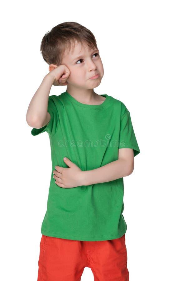 Download Intrygujący dziecka zdjęcie stock. Obraz złożonej z spoglądający - 41951354