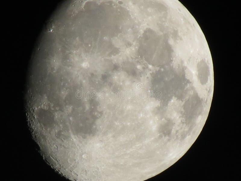 Intymna księżyc obrazy royalty free
