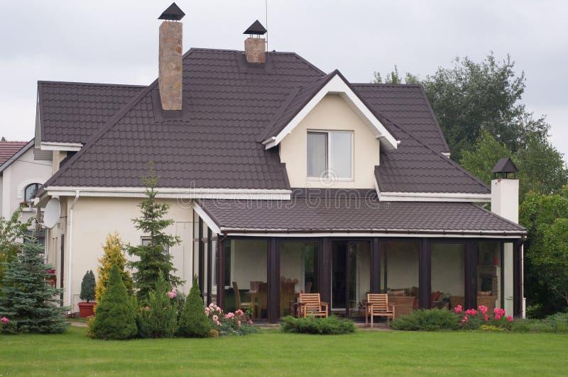 Intymny dom zdjęcia stock