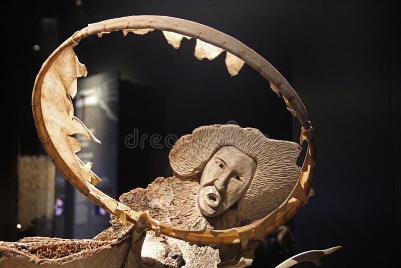 Inuit in Lyon stockfotografie