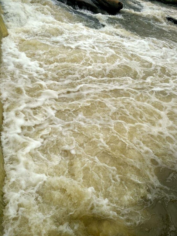 Inundação da água imagem de stock royalty free