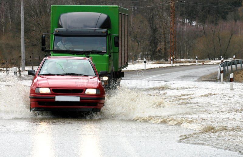 Inundações fotos de stock