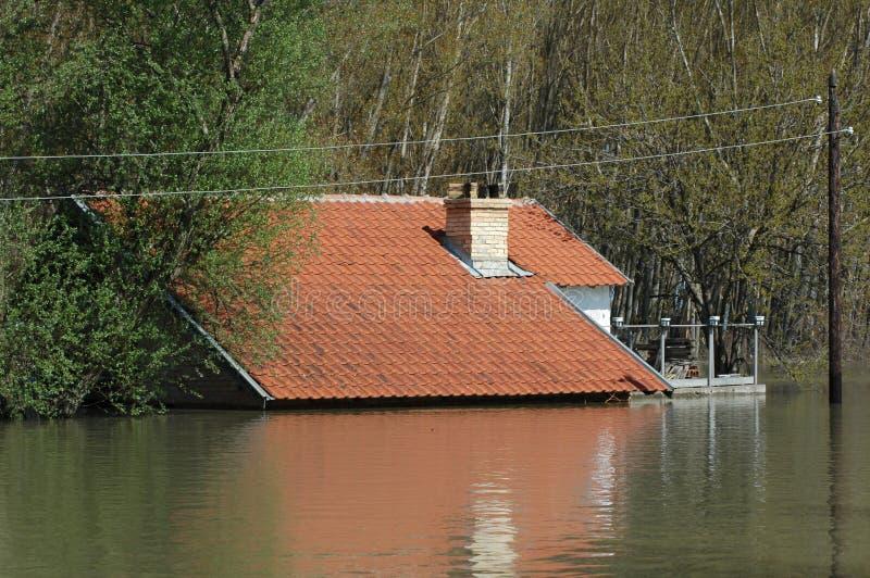 Inundación imágenes de archivo libres de regalías
